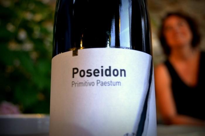 Il Cilento nel piatto e nel bicchiere, Poseidon de I Vini del Cardinale