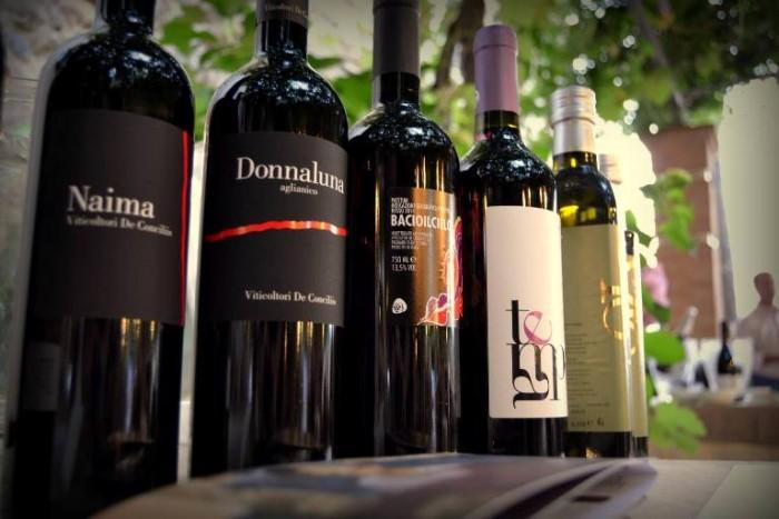 Il Cilento nel piatto e nel bicchiere, i vini di De Conciliis