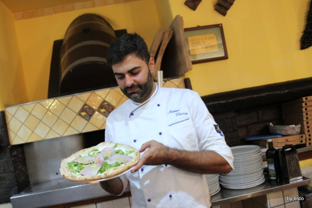 Il Limoneto a Forio d'Ischia Ivano Veccia Pizza Limoneto
