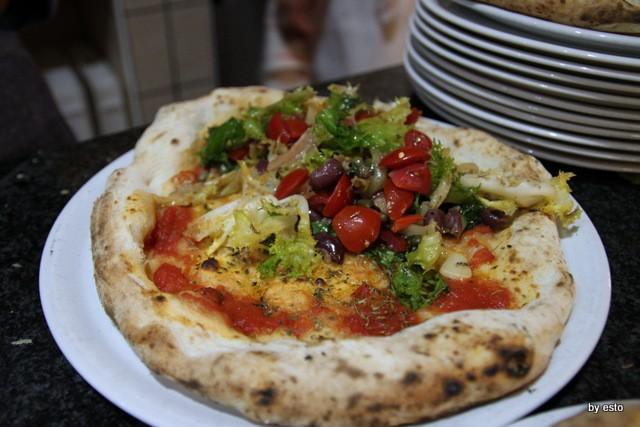 Il Limoneto a Forio d'Ischia Ivano Veccia Pizza la Tradizione Foriana