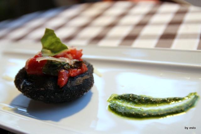 Il Limoneto.  Lapillo nero del Vesuvio fritto di Gianfranco Iervolino