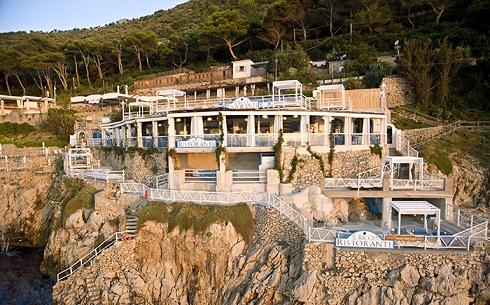 Il Riccio del Capri Palace Hotel