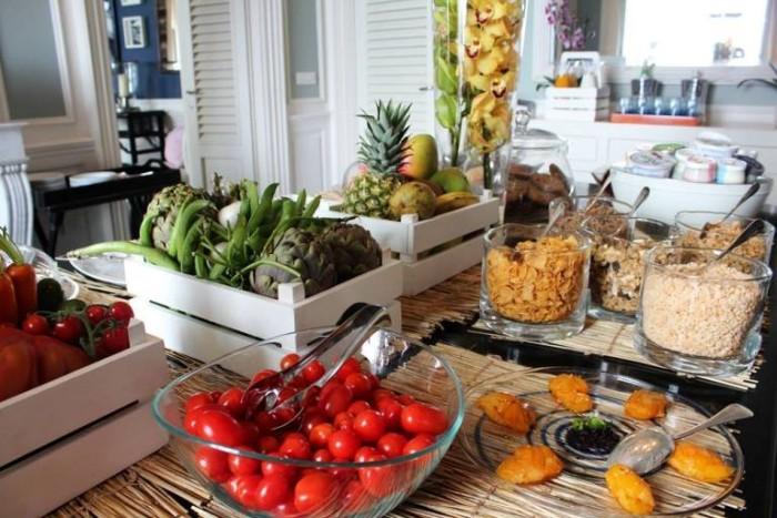 Jk Place Capri, il buffet