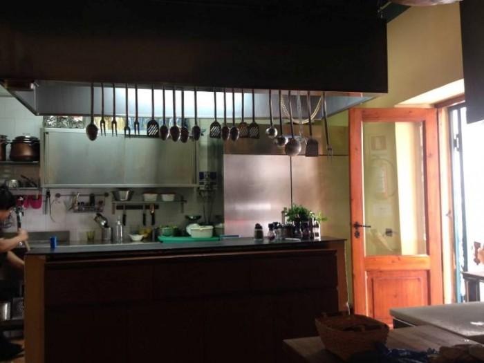 La Buatta, la cucina