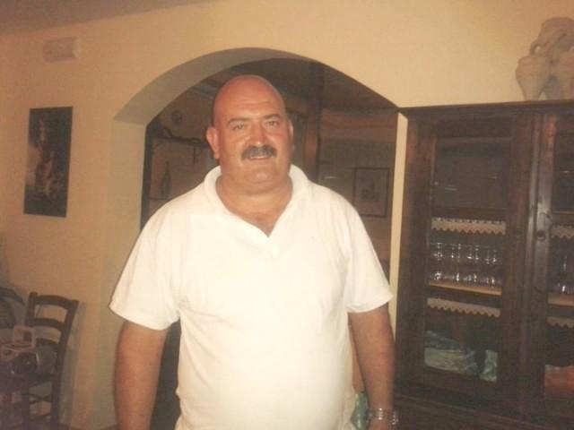 La Diga, il patron Raffaele Tancredi (FotoPigna)