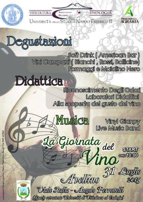 La Giornata del Vino ad Avellino