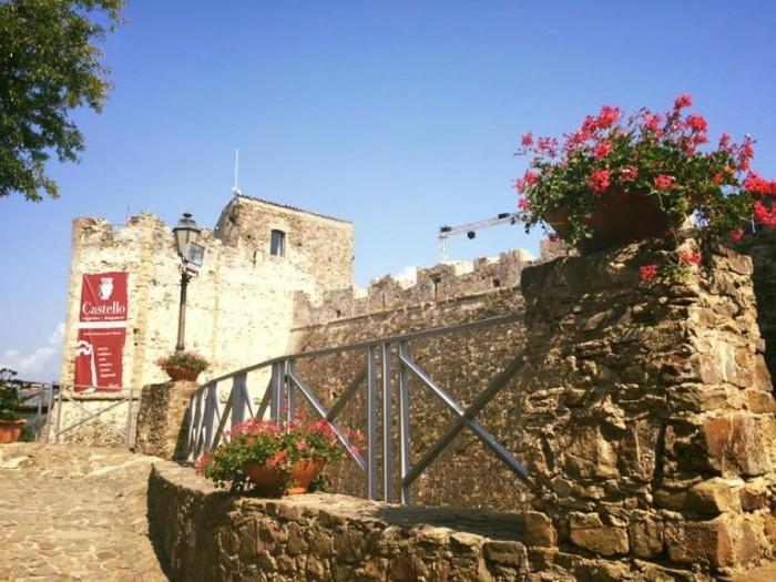 La Tavola del <3, il Castello di Agropoli