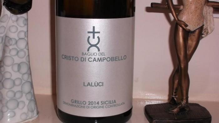 Laluci Grillo Sicilia Doc 2014 Baglio del Cristo di Campobello