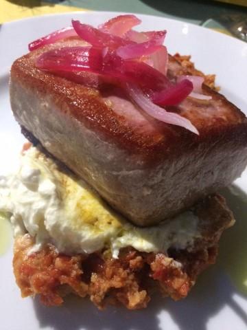 Prelibato Cucina in Piazza, il filetto di tonno