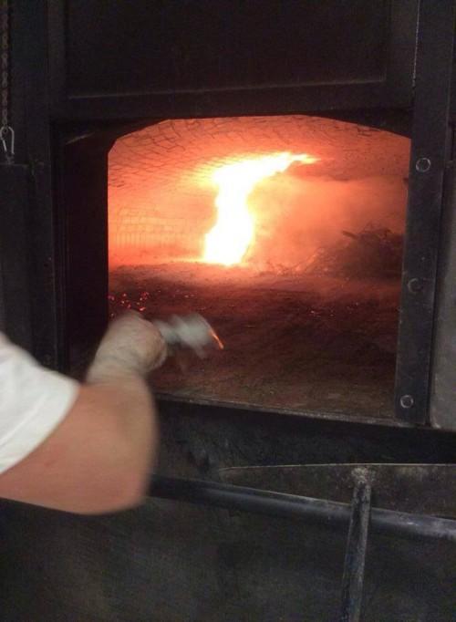 Panificio Menchetti, il forno