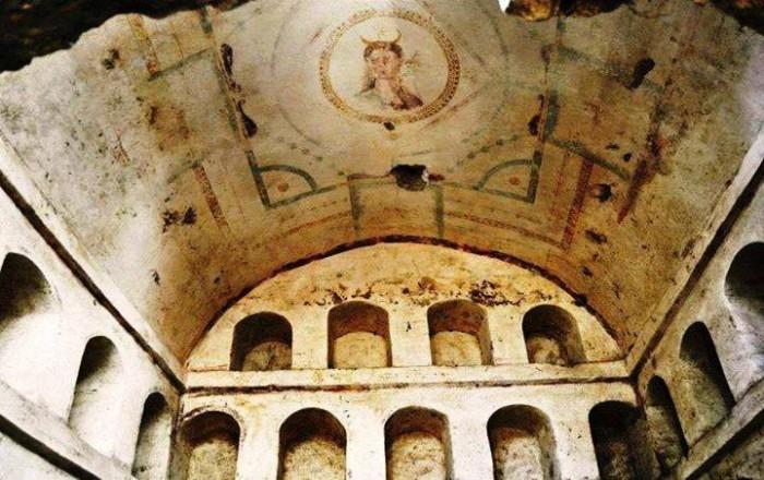 Quanto Basta, il colombario di Cappella e la dea Iside