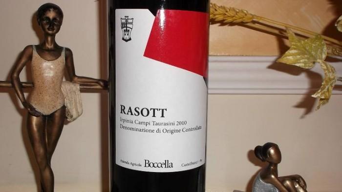 Rasott Irpinia Campi Taurasini Doc 2010 Boccella