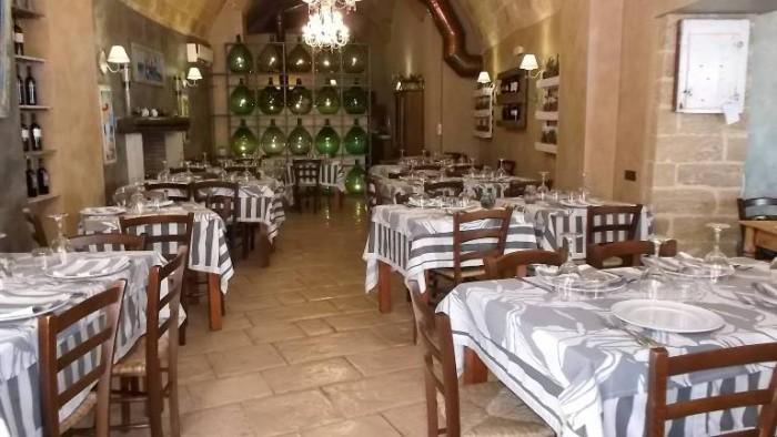 Trattoria La Vinaigrette, sala interna