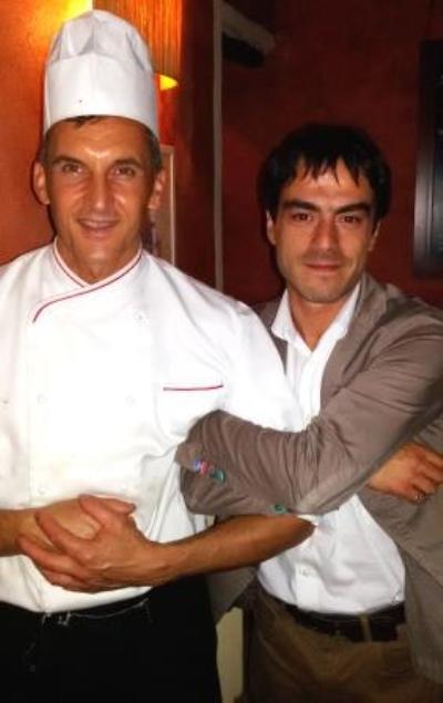 Vigna Ilaria, Maurizio Marsili e Andrea Maggi