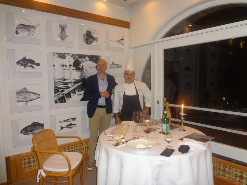 Alfonso Caputo e Riccardo Zannetti