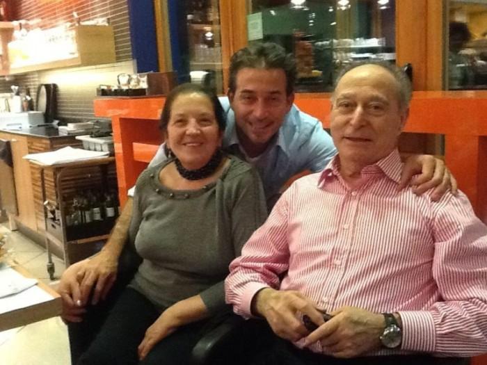 la famiglia Menchetti