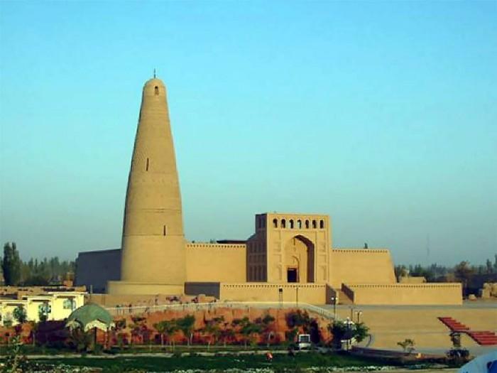 moschea nello Xinjiang