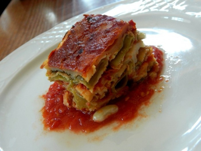 parmigiana irpina di lardiarielli
