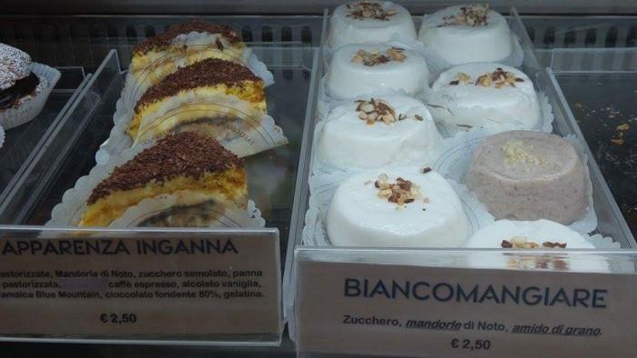 Caffè Sicilia, Apparenza Inganna e Biancomangiare