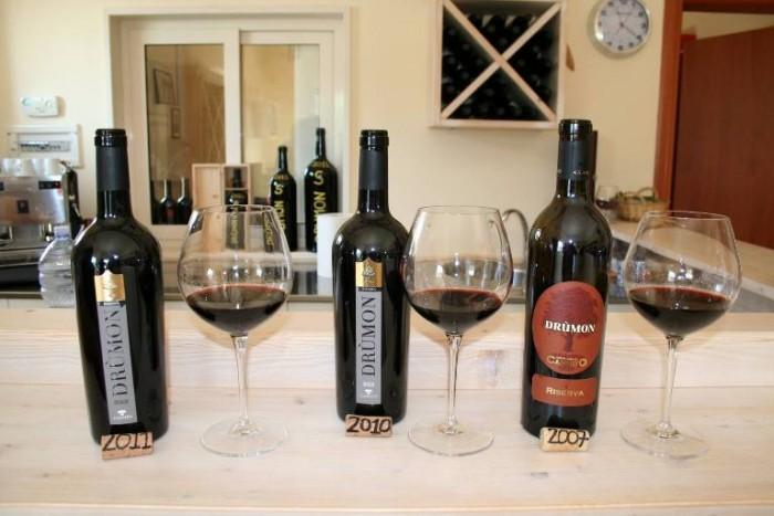 Cannito, i vini