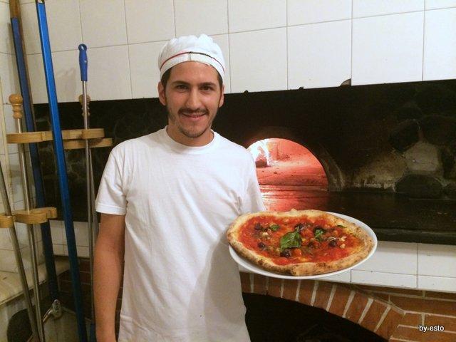 Carmine Granato Pizzeria Lo Scialatiello