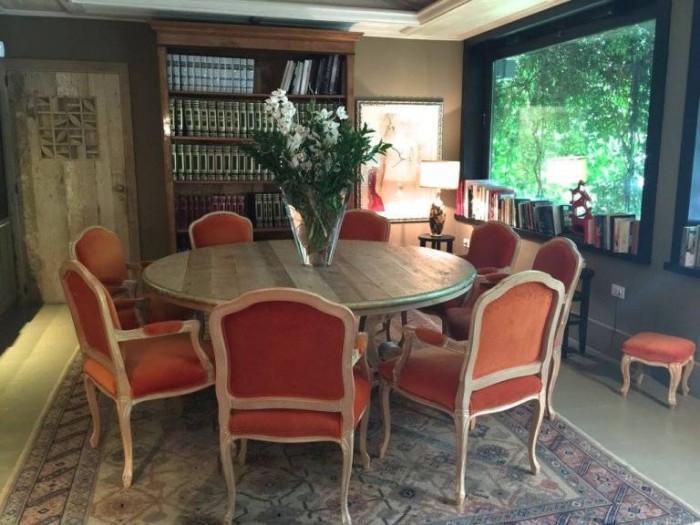 Casa Vissani, l'elegante interno