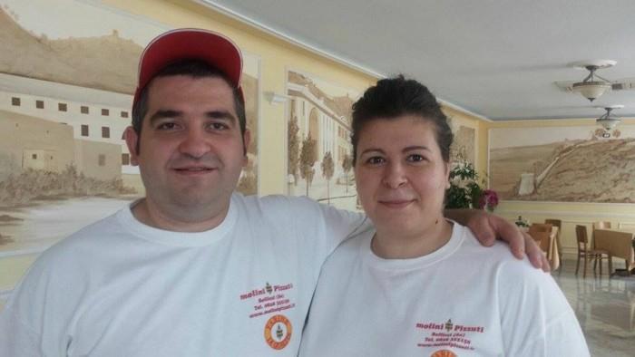 Eduardo De Filippo e Angela De Vivo