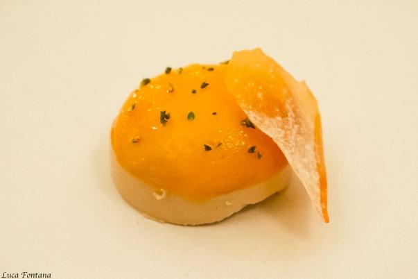 Eleven Madison Park, foie gras