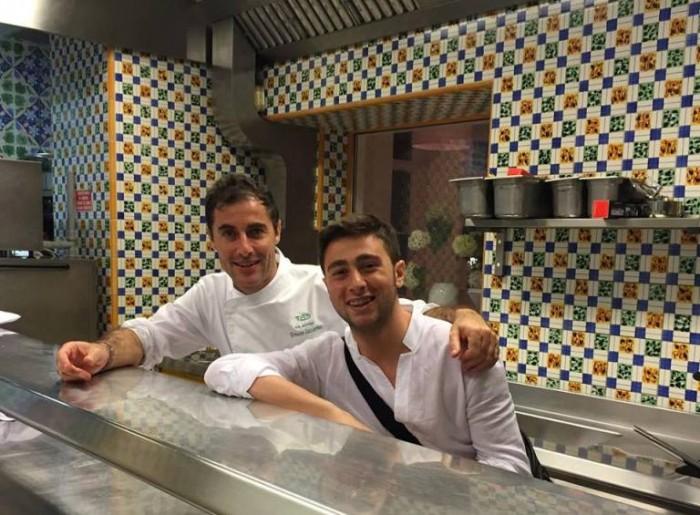 Ernesto Iaccarino e Ciro Oliva