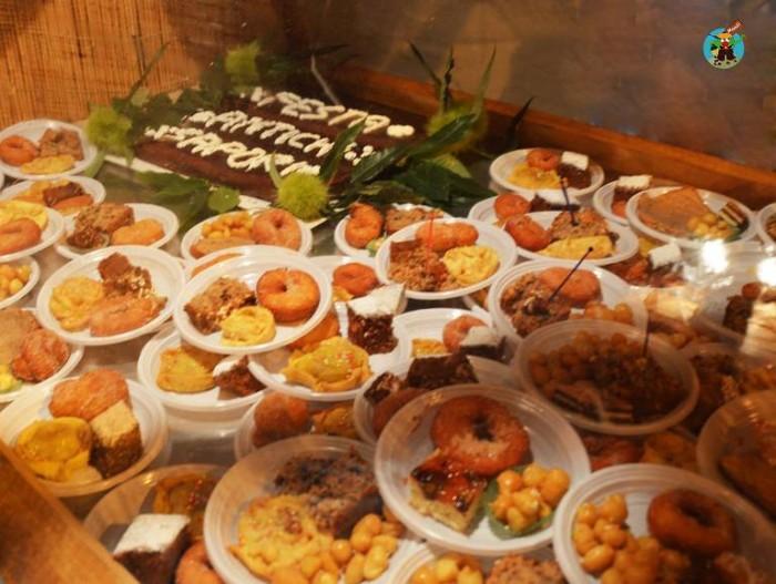 Festa degli antichi sapori, i dolci