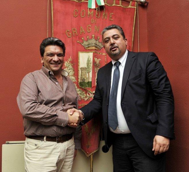 Giuseppe di Martino e Ciro Moccia - foto di Gianni Cesariello