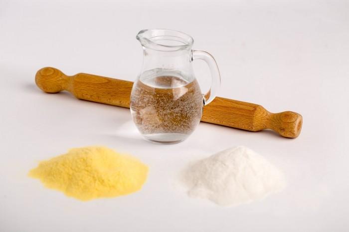 Glutiniente, gli ingredienti