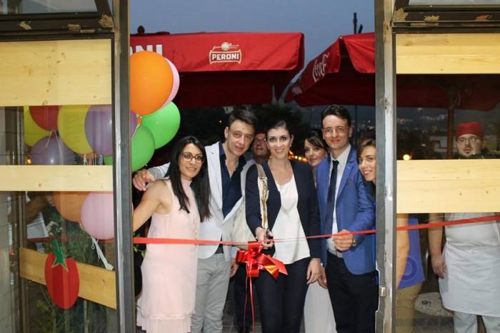 Il Corallo Street Food, inaugurazione