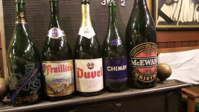 Kulminator, alcune birre