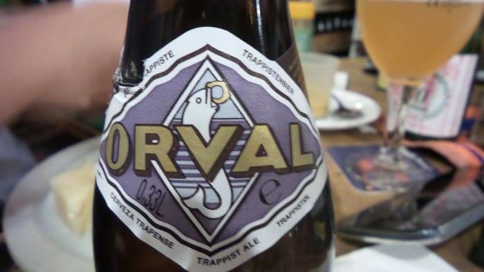 Kulminator, la Orval