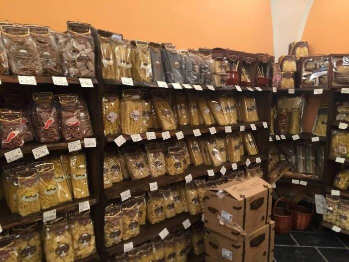 La Fabbrica della pasta, i prodotti