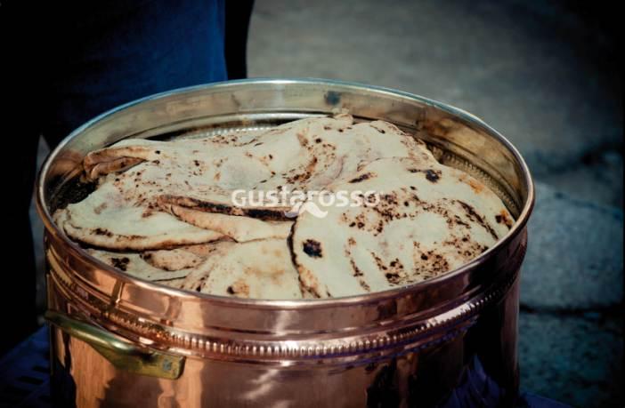 La festa di inizio raccolto del pomodoro San Marzano, le pizze