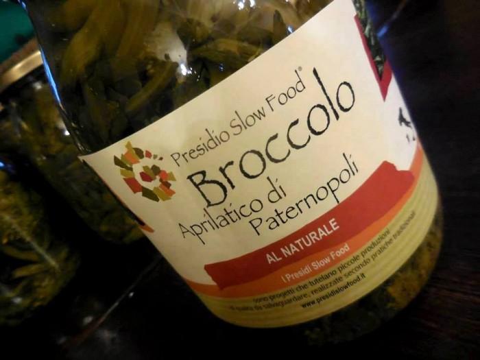 Lo Stuzzichino, Broccolo Aprilatico di Paternopoli