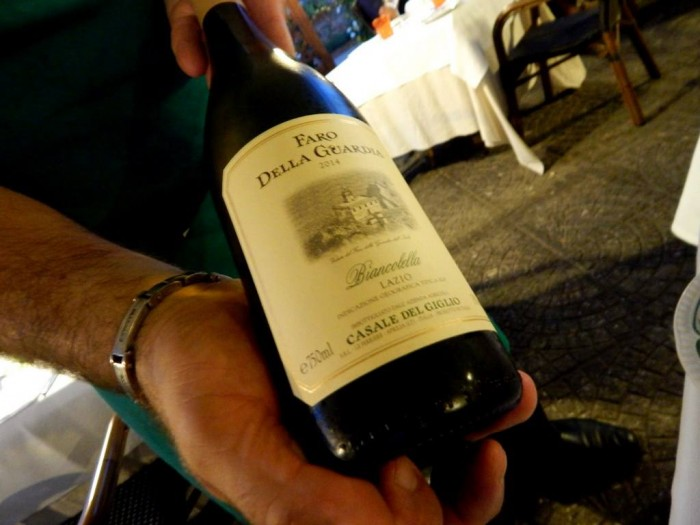 Lo Stuzzichino, il vino