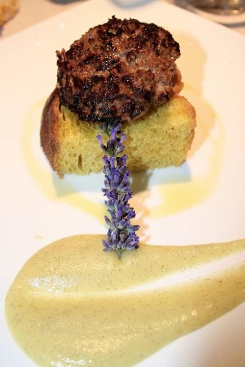 Minghino, hamburger di agnello