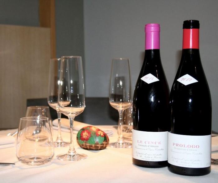 Minghino, i vini di De Fermo
