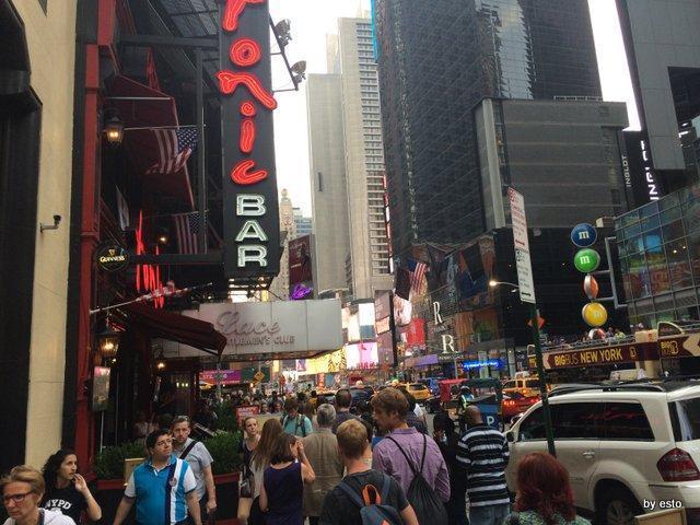 New York versoTimes Square