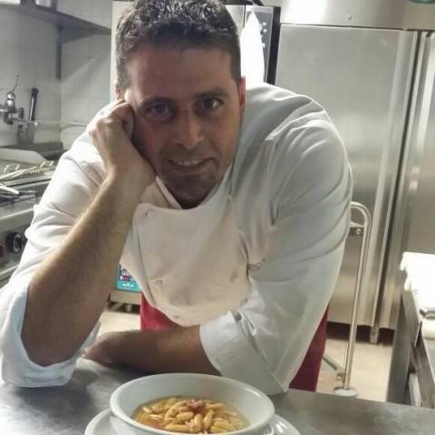 Osteria del Pozzo Vecchio Ivan Spirto il cuoco