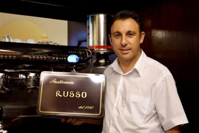 Pasticceria Russo, il personale