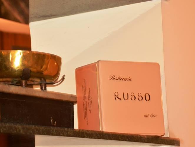 Pasticceria Russo, scatole