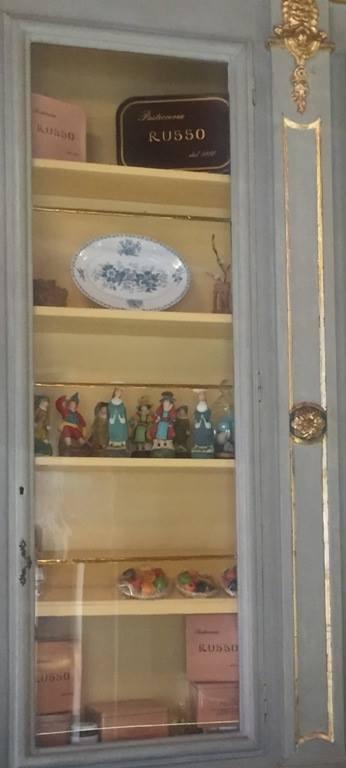 Pasticceria Russo, vetrina