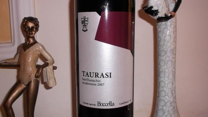 Taurasi Sant'Eustachio Docg 2007 Boccella