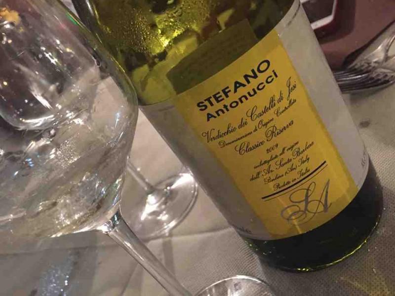 Verdicchio 2009 Stefano Antoniucci