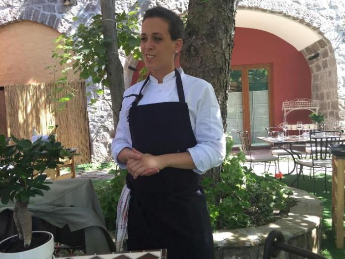 Villa Chiara Orto e Cucina, Faby Scarica
