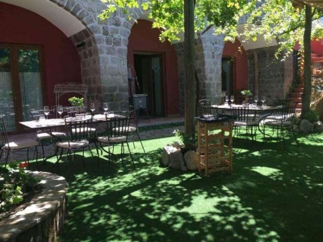 Villa Chiara Orto e Cucina, l'esterno